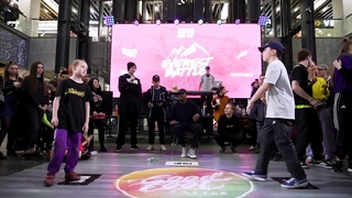 Everest battle  | Hip-Hop beginners | Semi-Final | Холостов Миша (win) vs Степа