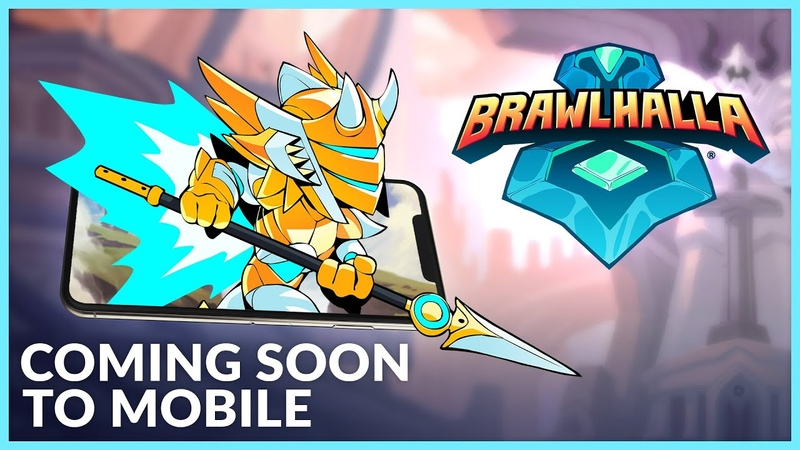 Ubisoft Forward   Brawlhalla on Mobile Release Date Registration Announcement Trailer