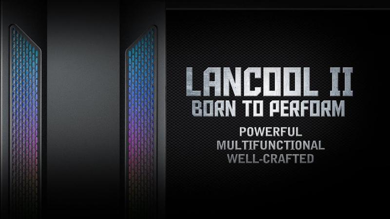 LIAN LI LANCOOL II Official Video