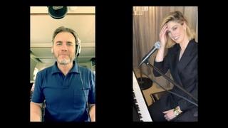 You've Got A Friend ft Delta Goodrem | The Crooner Sessions #53 | Gary Barlow