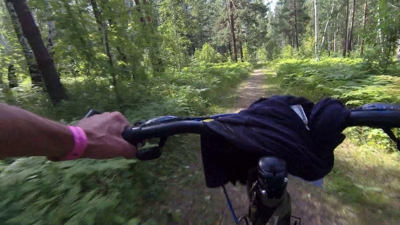 Большой Камень 2019, Ural Cycling Project, Верхний Уфалей, 2019.8.11, SJCAM SJ8 PRO_H.265_2.7K_4