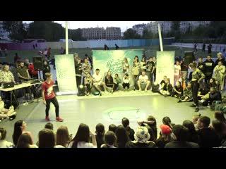 Summer Groove Dance Camp 2019 | Salamander vs Перец | Dancehall 1/4