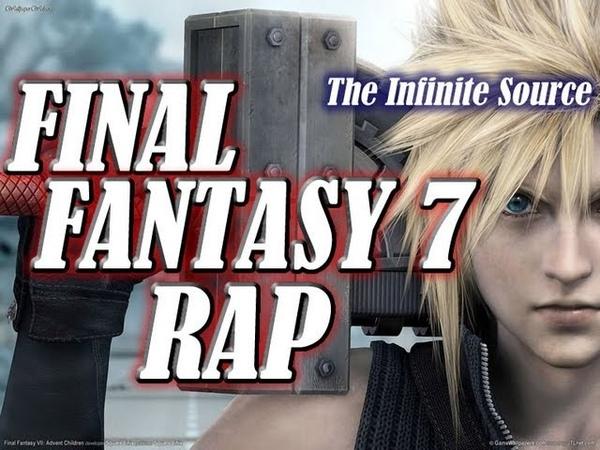Final Fantasy VII Epic Rap