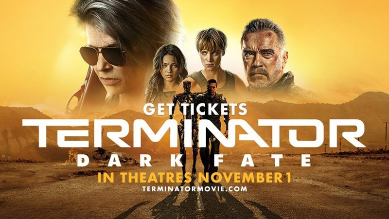 Терминатор: Тёмные судьбы — 2019 Официальный трейлер на русском HD Terminator: Dark Fate
