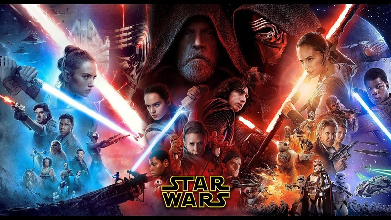 Star Wars: The Force Awakens The Rise of Skywalker EPIC TRAILER MUSIC