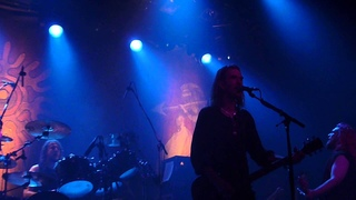New Model Army Lean back and Fall AMSTERDAM 2013