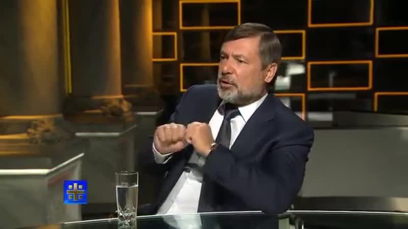 Павел Пожигайло предлагает запретить английский, театры и Минкульт в эфире «Царьграда»