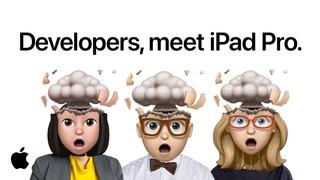 Developers, meet iPad Pro | Apple