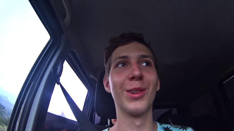 Эльбрус на машине