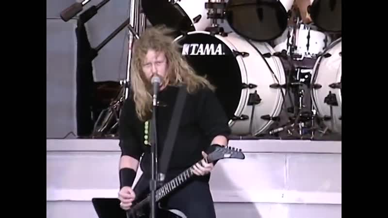 Metallica - Harvester Of Sorrow (Live At The Monsters Of Rock Festival. August 17, 1991 - Donington, England)[1080p].