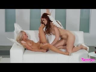 Lyra Law, Molly Stewart - Goddess Play [Twistys. Lesbian, Small Ass, Tattoo, Small Tits, Natural Tit