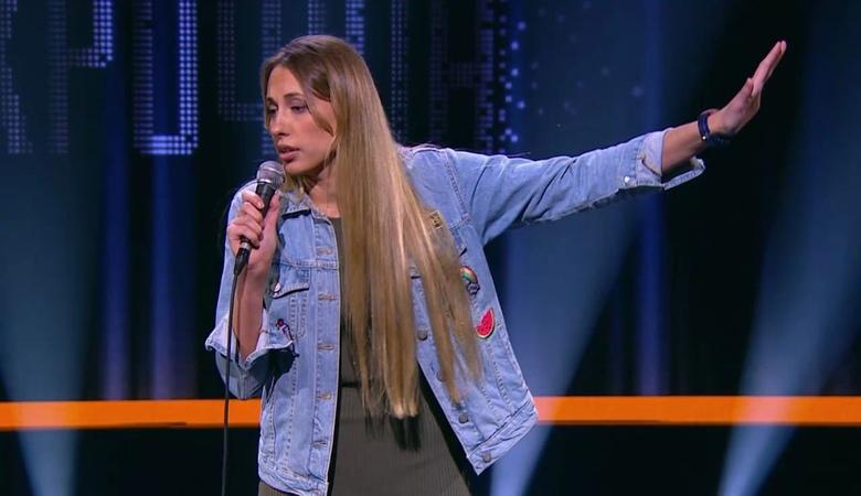 Открытый микрофон Виктория Складчикова О работе на НТВ и залёте в 15 лет