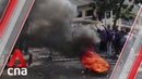 Riots in Jakarta continue after Indonesian President Widodo's re-election