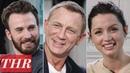 Chris Evans, Daniel Craig, Ana de Armas More 'Knives Out' Cast Play Fishing for Answers | TIFF