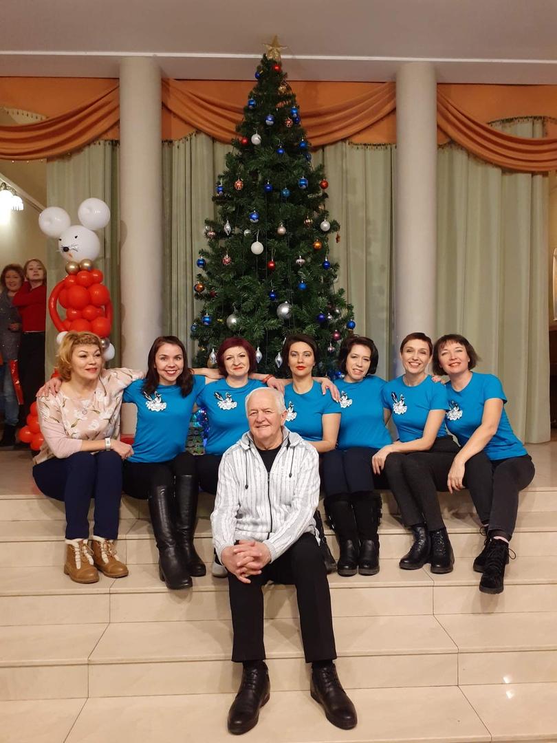 Ежегодный проект «Национальная премия по народному и фольклорному танцам» состоялся в Рождественские каникулы, в новом 2020 году, в Санкт-Петербурге., изображение №3