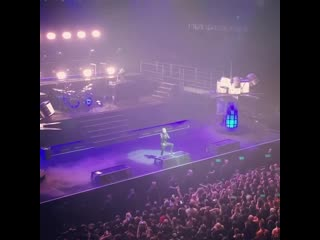 Corey Taylor: Make some noise for Behemoth!