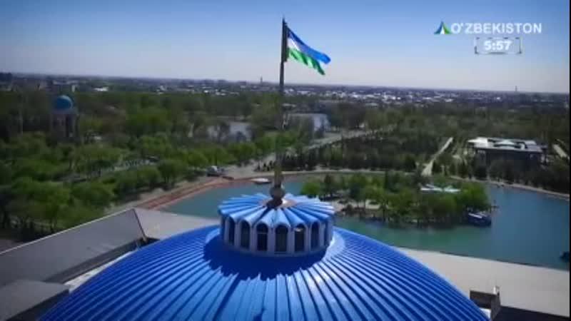 Рестарт эфира канала O`zbekiston Узбекистан 4 7 2019