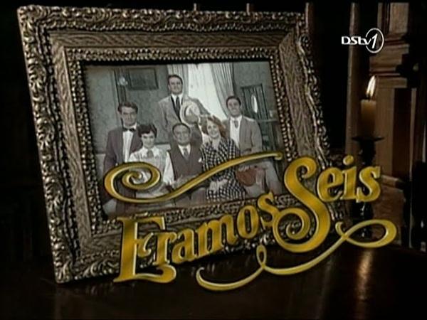 Abertura da novela Éramos Seis (1994)