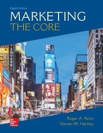 Kerin - Marketing  The Core 8th
