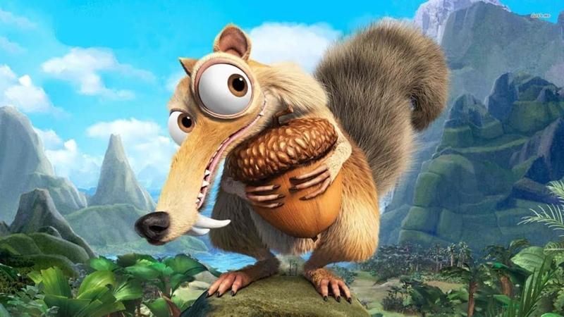 Ice Age Scrats Nutty Adventure - Ледниковый период настал!
