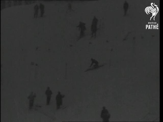 Chamonix Ski Games - Men's Slalom  (1962)