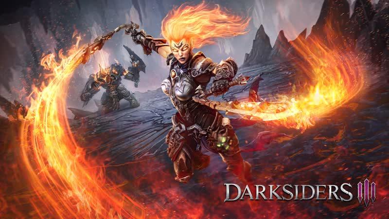 часть 5 прохождение Darksiders 3 Судный день сложность все дополнения