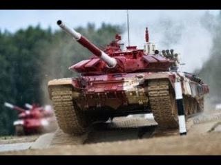 Сериал Танковый биатлон. 1 Сезон. 4 Серия.  Прикладные состязания между танковыми экипажами.