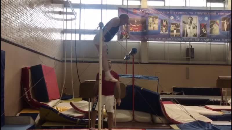 Спортивная гимнастика для всех возрастов у нас в клубе 89032287122