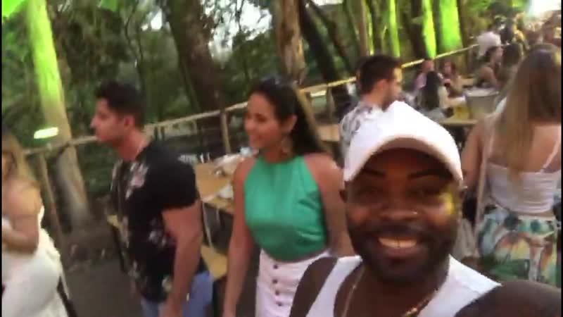 Promoter Sergio Fitness curte o Love Gin Festival em BH