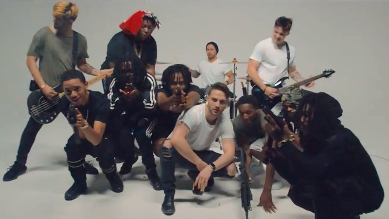 XO TOUR Llif3 - Lil Uzi Vert (Fame On Fire Rock Cover) Trap Goes Punk