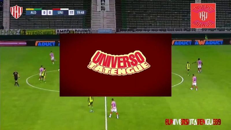 ALDOSIVI 1 UNIÓN DE SANTA FE 2 UniversoTatengue Saf FútbolArgentino