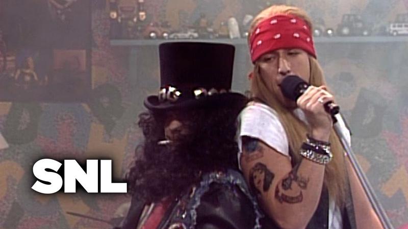 Kiddie Metal - SNL