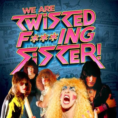 Twisted Sister - We are Twisted F+++ing Sister (Compilation)