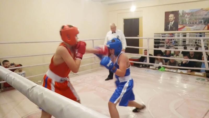 Терещенко Кирилл 15.11.2019 бокс п/ф