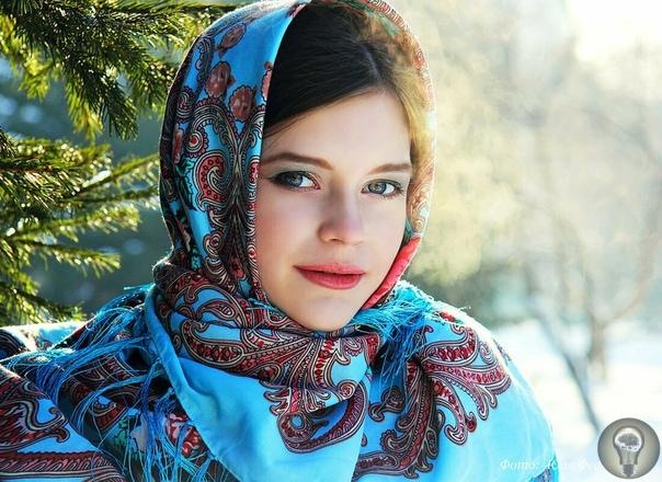 Почему женщины на Руси никогда не ходили без платка
