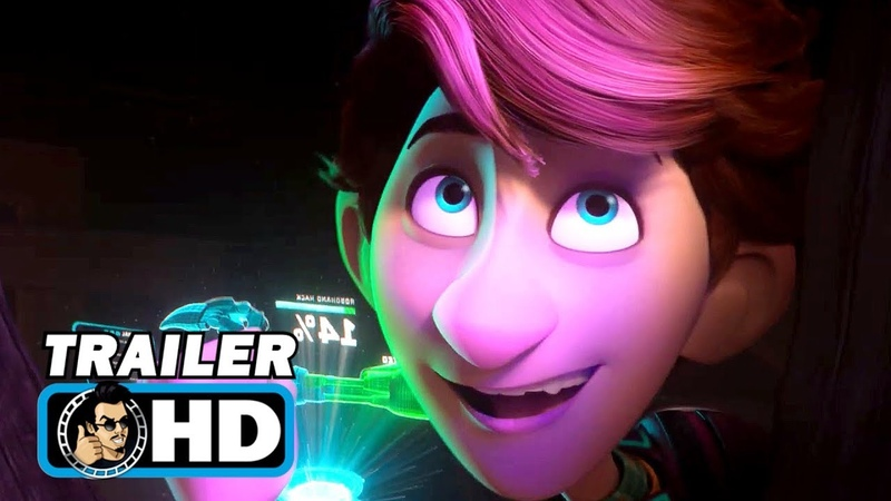 SPIES IN DISGUISE Final Trailer (2019) Will Smith, Tom Holland