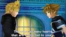 【All Voices Fandub】 Sora Meets Roxas- Kingdom Hearts 3D: Dream Drop Distance