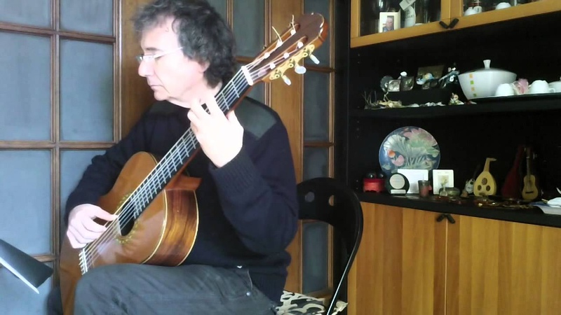 Palladio by Karl Jenkins (Classical Guitar Arrangement by Giuseppe Torrisi)