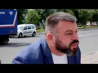 Типичный пример диалога советника губернатора Орловской области с гражданами Орла. 2 июля 2019.
