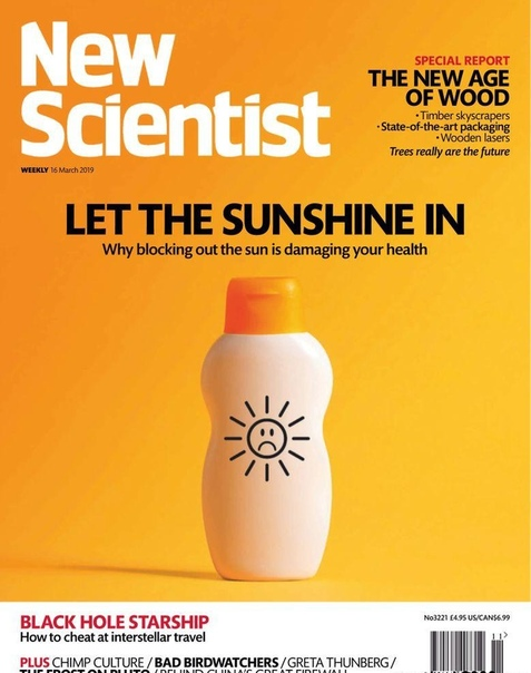2019-03-16 New Scientist International Edition