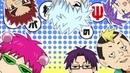 Несладкая жизнь псионика Сайки Кусуо OVA Озвучка JAM © JAM CLUB