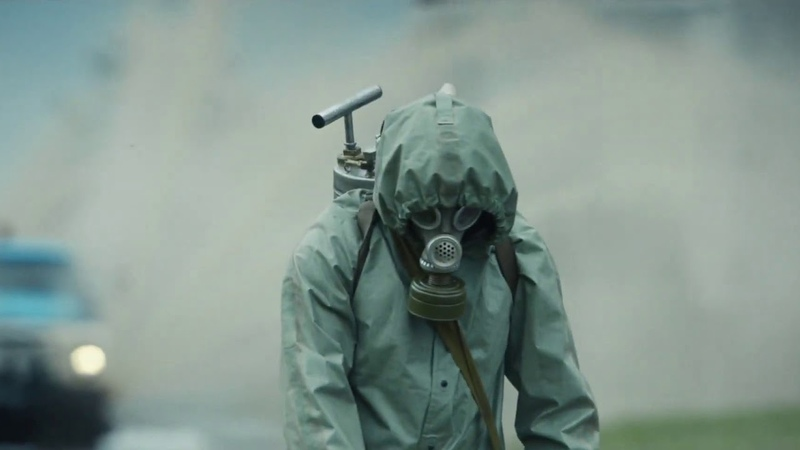 Chernobyl 2019 ¦ S01¦ Episode 04 ¦ The Happiness of All Mankind ¦ Scene Clean Up