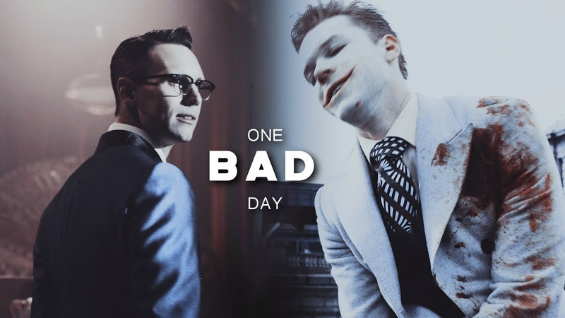 ► riddles jokes   one bad day. [4x18]