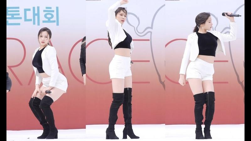180407 비바 (VIVA) - Tough Girl (리아) 직캠 by 수원촌놈 [불스레이스]