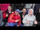 Соревнование по становой тяге в Норских Резиденциях Как поднять штангу в 280кг