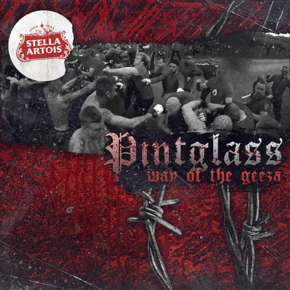 Pintglass - Way Of The Geeza [EP] (2019)