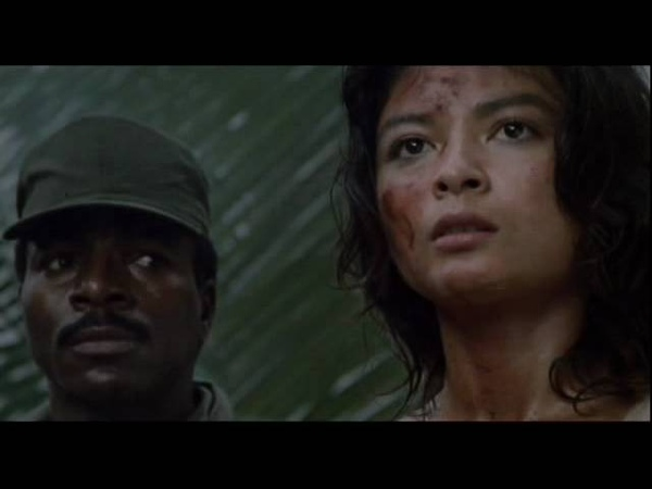 Predator 1987 If it bleeds we can kill it