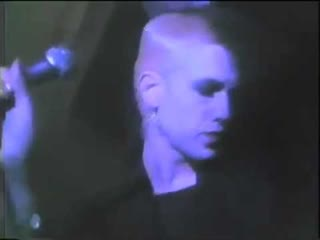 Christian death feat. rozz williams the drowning [live]
