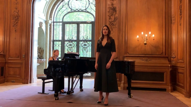 Tamara Smyrnova - Porgi amor - Le nozze di Figaro - W. A. Mozart