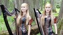 The DRAGONBORN COMES Skyrim Oblivion Harp Twins Camille and Kennerly